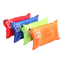 Portable Ultralight Automatic Inflatable Air Cushion Pillow Bag Outdoor Travel