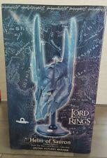 Helm von Sauron UC1412 - erste Edition Herr der Ringe Lord of the Rings