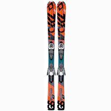 2015 volkl racetiger jr 130cm junior ski mit 7.0 3 motion jr bindung