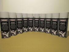 10 Spraydosen Grundierung Füller 400ml Grau Universalgrundierung Spraila Spray