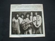 """Pat Metheny Group - Are You Going With Me? - US 7"""" Single"""