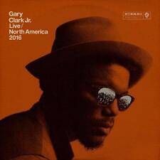 GARY CLARK JR. LIVE NORTH AMERICA 2016 CD NEW