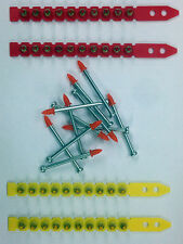 Hilti Ramset PAT Deal 500 Charges ( Red) + Loose 500 Nails 67mm
