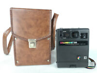 Kodak Colorburst 50 Instant Camera with Pleather Carrying Case