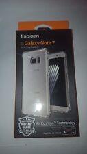 Samsung Galaxy Note 7 Case Spigen Crystal Shell bumper Clear Crystal BNIB