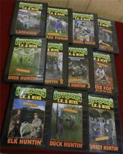 TK and Mike Complete 11 DVD Set, Comedy Hunting and Fishing Videos, Hilarious!!