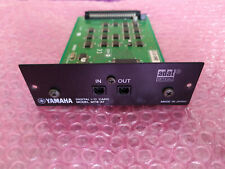 Yamaha MY8-at for Dm2000, DM1000, 01v96, mixer. Excellent condition.