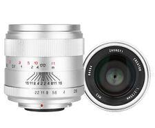 35mm Objektiv f/2 Festbrennweite für Nikon F Bajonett von Zhongyi Mitakon