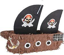 Pinata Piraten-Schiff Geburtstag Kindergeburtstag Party Deko Artikel Neu OVP