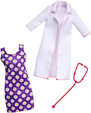 Barbie Careers Doctor Fashion Pack