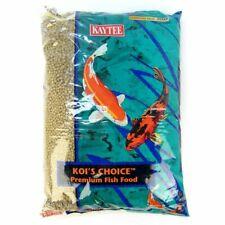 Kaytee Koi's Choice Premium Koi Fish Food 10 lbs 100037020