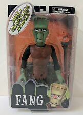 "MAD MONSTER PARTY FANG FRANKIE 7"" ACTION FIGURE DIAMOND SELECT TOYS FRANKENSTEIN"