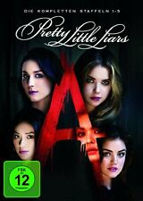 28 DVD-Box ° Pretty Little Liars ° Superbox ° NEU & OVP ° Staffel 1 - 5