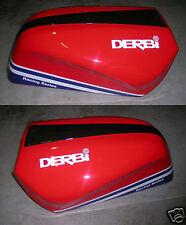 00H06806591 Carena Coperchio Serbatoio DERBI 50 GPR R STRADA ROSSO 1997
