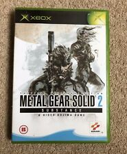 Metal Gear Solid 2: Substance (Microsoft Xbox)