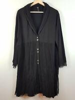 [ TS TAKING SHAPE ] Womens Black Jacket  | Size M or AU 18