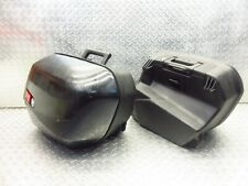 1994 94-99 BMW R1100 R1100RS OEM Saddlebags Saddle Bags Luggage Storage Lot