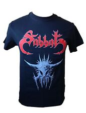 Sabbat 2018 Australia/ New Zealand Tour T-Shirt. X-Large. Rok Art. Metalucifer.