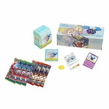 Pokemon Center Card Game Sun & Moon Special BOX Lillie & Cosmog JAPAN OFFICIAL