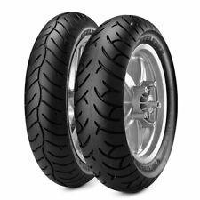 Metzeler FEELFREE Motorcycle Tire | Rear 130/70-13 63P TL Reinf | Scooter