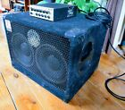 Eden WTX 500 W Bass Amp Head w/ Eden 2x10 Cab for sale