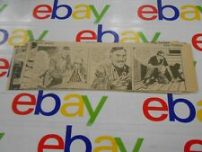 The Oregonian- June, 1967- Comic Strips- Clipped- Rip Kirby - Lot of 11