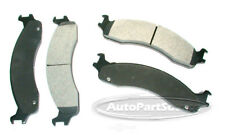 Disc Brake Pad Set fits 1995-2007 Ford E-350 Super Duty E-350 Econoline Club Wag