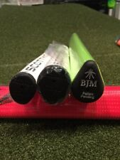 BJM  Kotahi Oversized putter grips, time to Rethink Your Putter Grip In Red