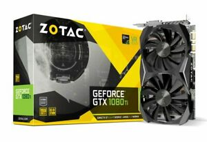 NVIDIA GeForce GTX 1080 Ti Mini Gaming Grafikkarte 11GB GDDR5X ZT-P10810G-10P