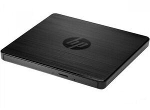 Genuine HP External USB CD DVD Burner Writer Player Drive for Laptop Desktop PC