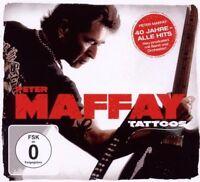 Peter Maffay Tattoos (2010, CD/DVD) [2 CD]