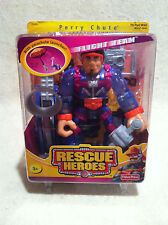 Rescue Heroes PerryChute Flight Team Rescue Pilot Factory Sealed!