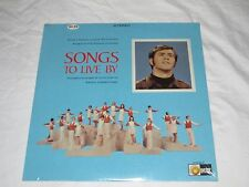 Richard Roberts Songs to Live By 1969 Light Recs LS-5518-LP GOSPEL POP Sealed LP