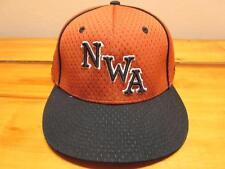 NWA Q3 Pro Series Outdoor Cap Fitted Trucker Baseball Hat Size 7
