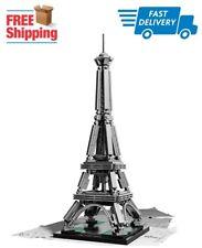 LEGO Eiffel Tower Toy Boys Girls Detailed Model Paris France Architecture