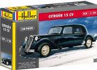 Heller 80763 1:24th scale Citroen 15 CV Model Car kit