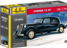 HELLER 80763 1:24th Scale CITROEN 15 CV Model Kit Voiture