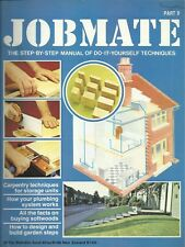 JOBMATE 9 DIY -WATER SUPPLY STORAGE SHELVES WOODS etc