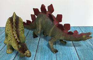 Vintage Large Plastic Dinosaur Bundle