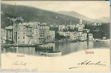 60399  - CARTOLINA d'Epoca - LA SPEZIA provincia -  FEZZANO Porto Venere 1901