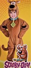 NEW RUBIES TODDLER CHILD SCOOBY DOO DOG HALLOWEEN COSTUME SIZE 2T 3T 4T BOY GIRL