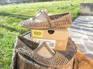 NUOVO Timberland 64373 Maluti n.37 scarpe ballerine donna