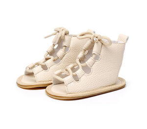 Hot Baby Girl Gladiator Sandals Roman Shoes for Toddler Infant Babe Summer Boot