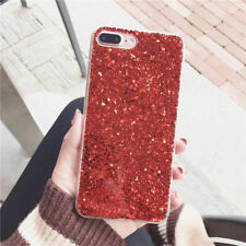 Glitter Paillette Soft Case Cover Girl Shockproof Cover For iPhone X 8 6s 7 Plus