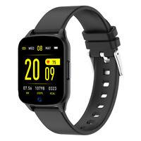 Smartwatch KW17 Bluetooth Pulsuhr IPS Display Sport Tracker IP68 wasserdicht