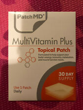 MD Patch MultiVitamin Plus 1 month supply plus free shipping