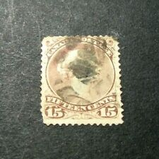 Canada Stamp Scott#  29  Queen Victoria 1868-76  L317