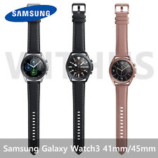 Samsung Galaxy Watch3 Stainless Smart Watch 41mm/45mm 2020 New Wifi Only SM-R840