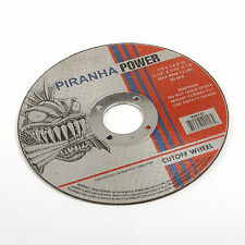 "100pcs  Cut-Off  Wheel 4-1/2"" X 1/16"" X 7/8"" ( Pirahna Power )"