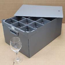 Schott Zwiesel Mondial Red Wine Glass + Storage Tray (Set of 15)